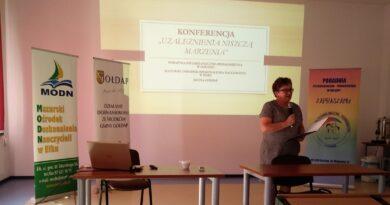 Konferencja w Gołdapi